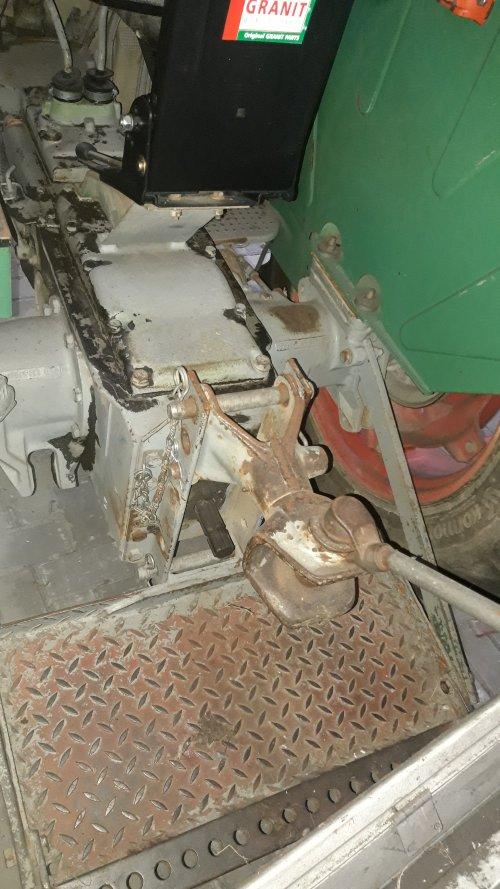 Deutz D4006 van weurding