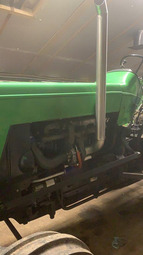 Foto van een Deutz D8006 turbo. Geplaatst door Agraservice Meulenkamp op 02-02-2021 om 20:22:39, met 15 reacties.