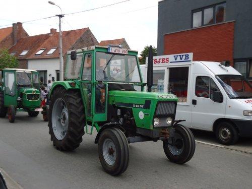 Foto van een Deutz D6207. Geplaatst door NHtvt135 op 24-07-2011 om 18:11:37, op TractorFan.nl - de nummer 1 tractor foto website.