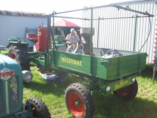 Foto van een Deutz Multitrac.. Geplaatst door jordi 1455 op 26-09-2012 om 19:28:38, op TractorFan.nl - de nummer 1 tractor foto website.