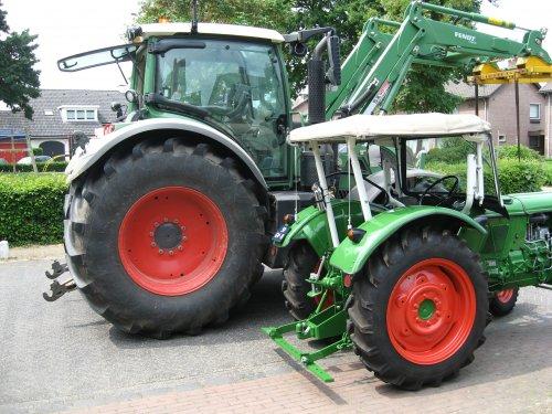 Foto van een Deutz Humor, bezig met poseren.. Geplaatst door Guy  JD op 18-06-2013 om 13:15:15, op TractorFan.nl - de nummer 1 tractor foto website.