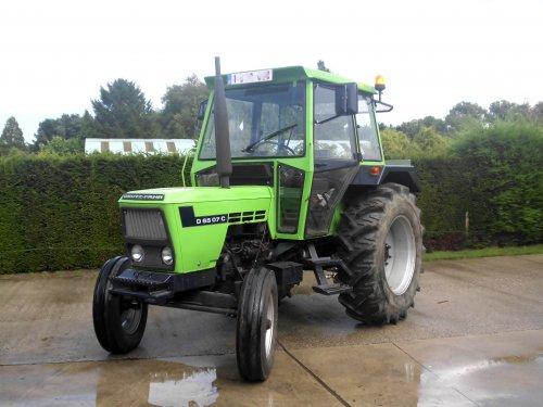 Foto van een Deutz D6507c, bezig met poseren.. Geplaatst door DEUTZ-D6507C-FAN op 12-08-2014 om 15:36:12, op TractorFan.nl - de nummer 1 tractor foto website.