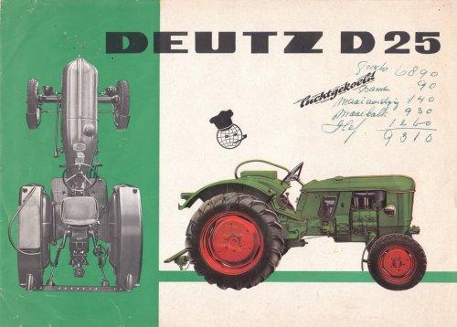 Foto van een Deutz Folder, bezig met poseren.. Geplaatst door arno herbrink op 28-01-2015 om 22:46:01, op TractorFan.nl - de nummer 1 tractor foto website.