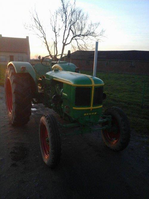 Foto van een Deutz D40U net na restauratie. Geplaatst door deutzfan op 09-03-2016 om 19:25:07, op TractorFan.nl - de nummer 1 tractor foto website.