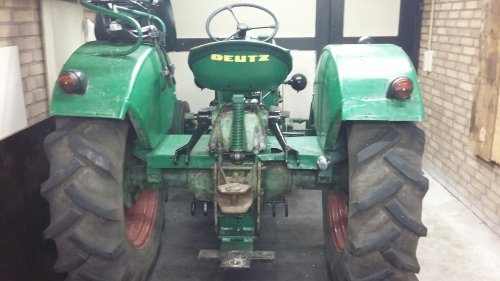 Deutz F2L612/6 van F2L612