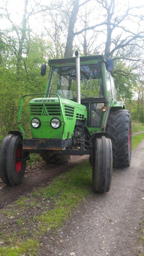 Foto van een Deutz D6206. Geplaatst door twand2505 op 30-04-2016 om 17:24:01, op TractorFan.nl - de nummer 1 tractor foto website.