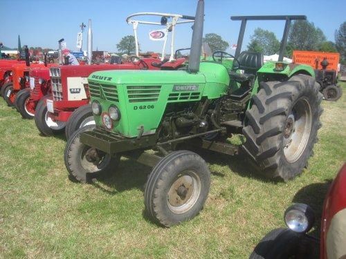 Foto van een Deutz D6206. Geplaatst door jordi 1455 op 22-05-2016 om 17:00:20, op TractorFan.nl - de nummer 1 tractor foto website.