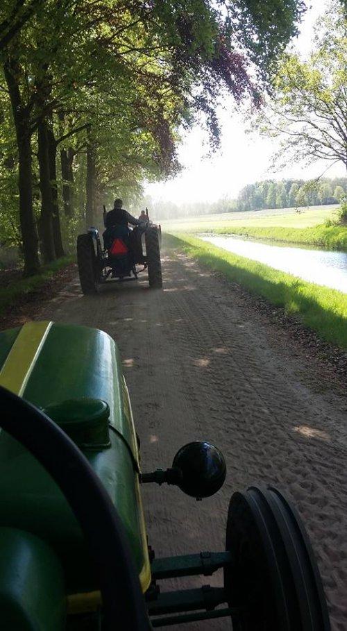 Foto van een Deutz F2L612/6. Geplaatst door F2L612 op 22-05-2016 om 22:36:07, op TractorFan.nl - de nummer 1 tractor foto website.
