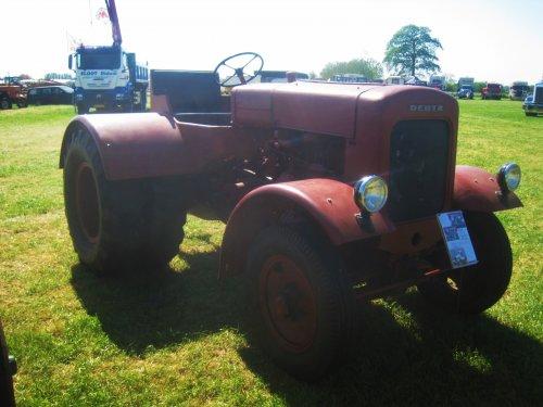 Foto van een Deutz F3M317. Geplaatst door jordi 1455 op 27-05-2016 om 22:13:47, op TractorFan.nl - de nummer 1 tractor foto website.