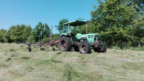 Foto van een Deutz D6206. Geplaatst door dx11 op 05-06-2016 om 13:08:04, op TractorFan.nl - de nummer 1 tractor foto website.
