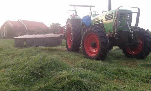 Foto van een Deutz D6206A. Geplaatst door dxchris op 13-06-2016 om 21:50:59, op TractorFan.nl - de nummer 1 tractor foto website.