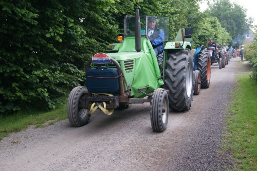 Foto van een Deutz D6206. Geplaatst door collin ihfan op 14-06-2016 om 21:21:44, op TractorFan.nl - de nummer 1 tractor foto website.