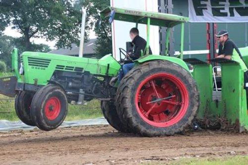 Foto van een Deutz D6206. Geplaatst door twand2505 op 07-07-2016 om 20:51:39, op TractorFan.nl - de nummer 1 tractor foto website.