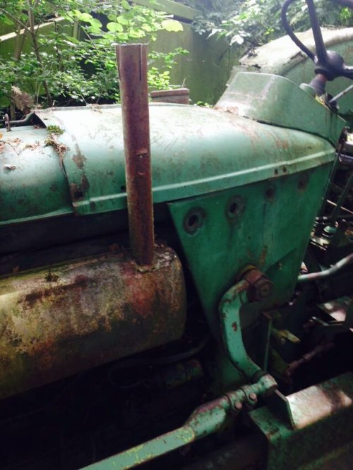 Foto van een Deutz D9005A  ergens in frankrijk. Geplaatst door Deutz-trekker op 17-07-2016 om 10:30:52, op TractorFan.nl - de nummer 1 tractor foto website.