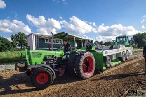 Foto van een Deutz D6206. Geplaatst door twand2505 op 21-07-2016 om 22:08:37, op TractorFan.nl - de nummer 1 tractor foto website.