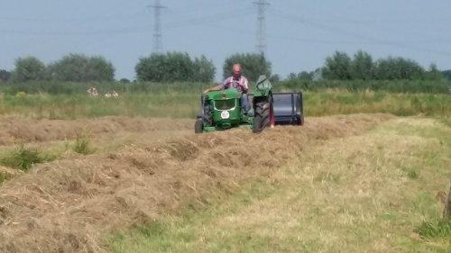 Foto van een Deutz D2505. Geplaatst door Arian Zwartbol op 24-07-2016 om 09:45:17, op TractorFan.nl - de nummer 1 tractor foto website.