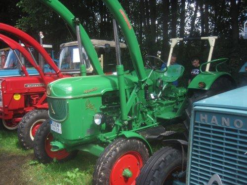 Foto van een Deutz D40S. Geplaatst door jordi 1455 op 23-08-2016 om 20:21:33, op TractorFan.nl - de nummer 1 tractor foto website.
