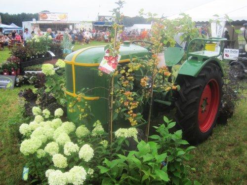 Foto van een Deutz Stompkop. Geplaatst door jordi 1455 op 20-09-2016 om 19:15:08, op TractorFan.nl - de nummer 1 tractor foto website.