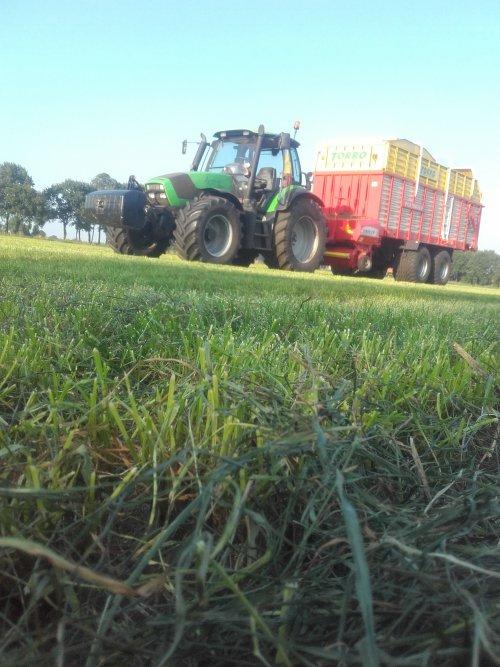 Deutz-Fahr Agrotron 150.7 van sterken21