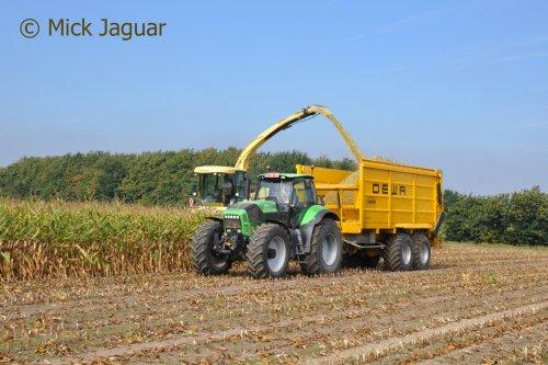 Deutz-Fahr Agrotron X 710 van Mick Jaguar