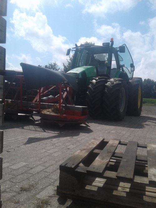 Deutz-Fahr Agrotron 6.20 van wilbert-van-de-streek