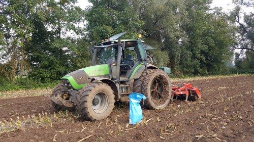 Deutz-Fahr Agrotron 128 van sjonnies