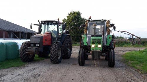 Tractors Diverse van sietse-frans-wijbenga