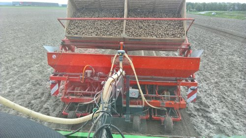 Deutz-Fahr Agrotron TTV 7250 van manus