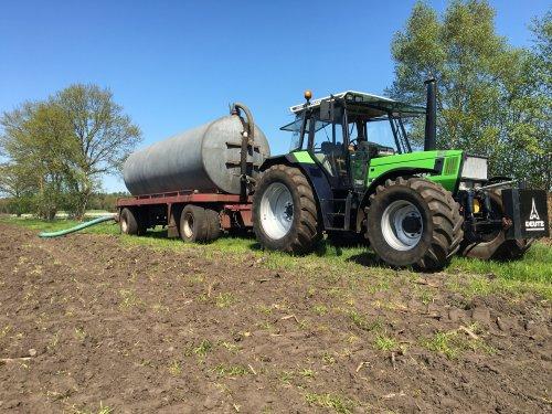 Deutz-Fahr Agrostar 6.11 van Russcher