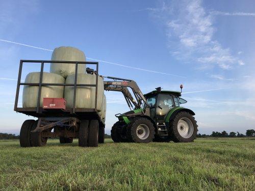 Deutz-Fahr Agrotron K 100 van MulderDeutz1