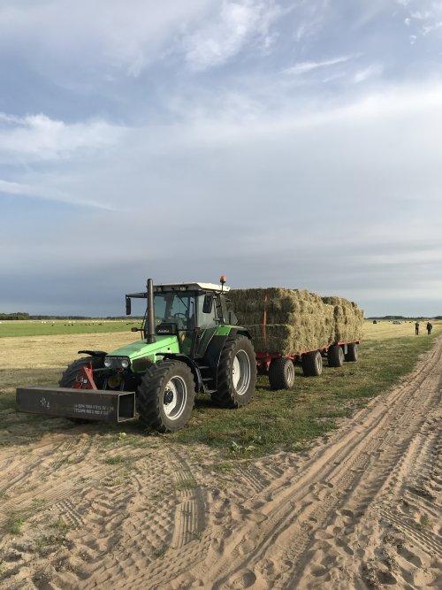 Deutz-Fahr Agrostar 6.38 van MulderDeutz1