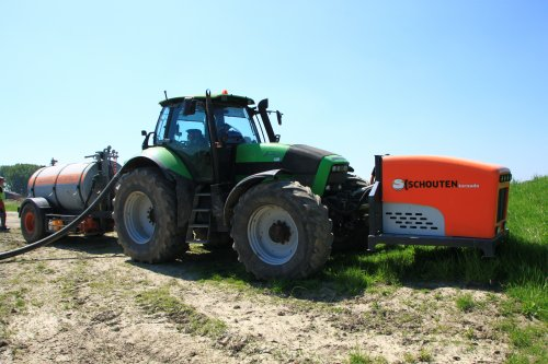 Deutz-Fahr Agrotron 265 van alfredo