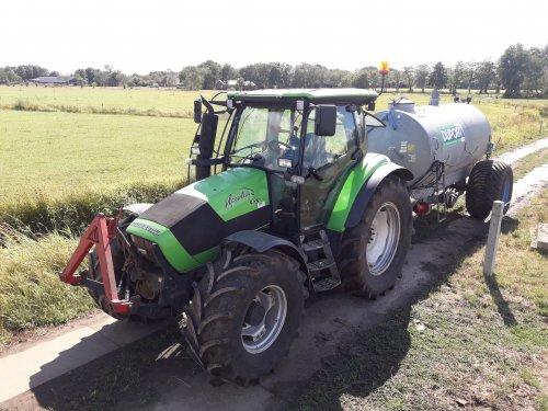Deutz-Fahr Agrotron K 90 van JoranK