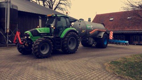 Deutz-Fahr Agrotron 6150 van SietseMF