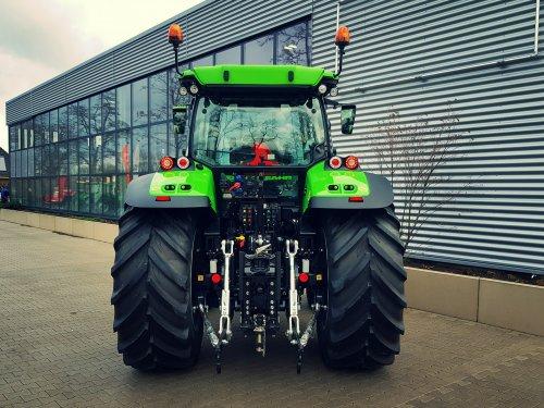 Foto van een Deutz-Fahr Agrotron 6130 TTV. Geplaatst door wibe op 24-03-2019 om 20:02:28, op TractorFan.nl - de nummer 1 tractor foto website.