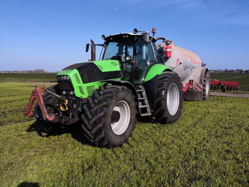 Deutz-Fahr Agrotron TTV 630 van oanejorrit12