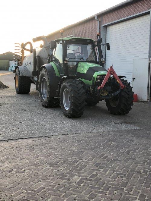 Deutz-Fahr Agrotron 150 van stefvanbergen