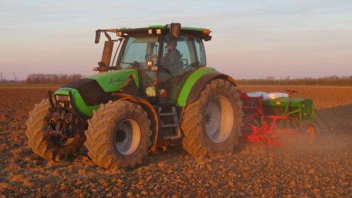Deutz-Fahr Agrotron K 110 van deufi