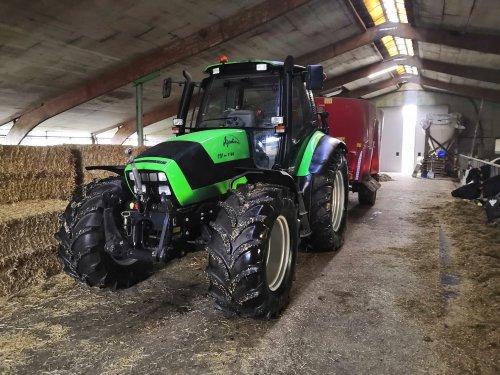 Deutz-Fahr Agrotron TTV 1160 van oanejorrit12