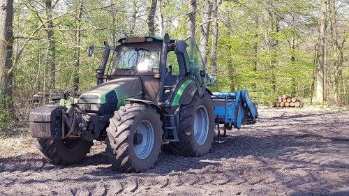 Deutz-Fahr Agrotron 115 van Martijn kroeze