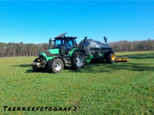 Foto van een Deutz-Fahr M600. Geplaatst door Swenny op 02-03-2021 om 11:02:04, op TractorFan.nl - de nummer 1 tractor foto website.
