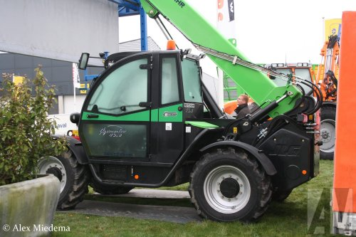 Deutz-Fahr Agrovector van Alex Miedema