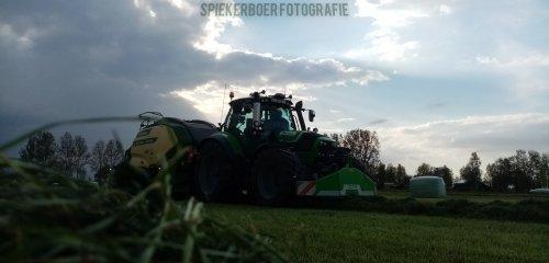 Deutz-Fahr Agrotron 6190 TTV van Juri-johndeere