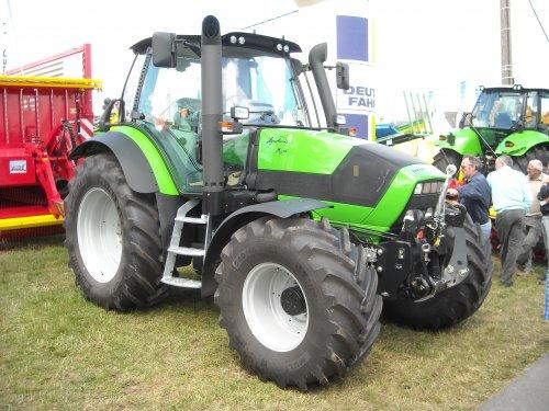 Deutz-Fahr Agrotron M 615 van landbouw