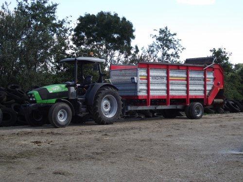 Deutz-Fahr Agrofarm 100 van agrotronfan