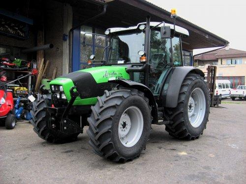 Deutz-Fahr Agrofarm 100 van collin ihfan
