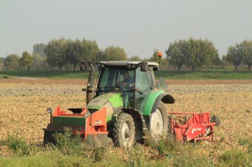 Deutz-Fahr Agrotron K 430 van alfredo