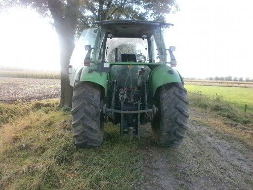 Deutz-Fahr Agrotron 4.95 van basford