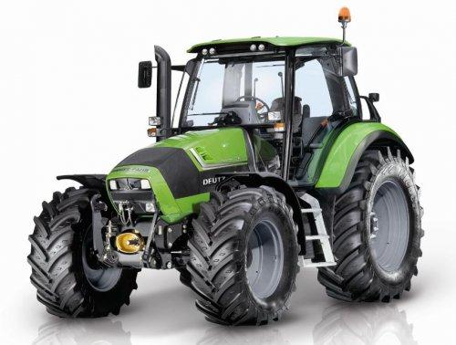 Deutz-Fahr nieuwe 6 serie    4 nieuwe modellen in de 150 - 200pk klasse  6150, 6170, 6180 en 6190 Agrotron