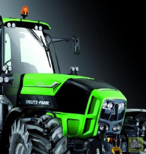 Deutz-Fahr Agrotron TTV 7.260 van GibietheDeutzfan